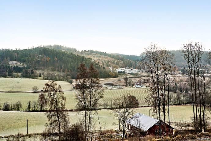 Bild: tomt på Nässlehult, Bollebygds kommun