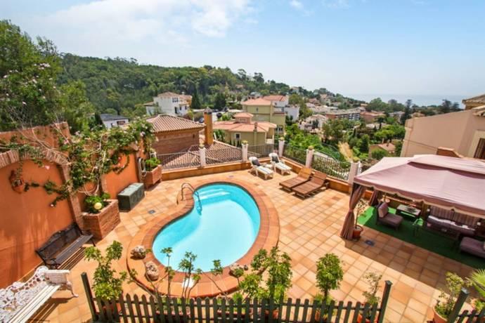 Bild: 8 rum villa på Costa del Sol, Málaga, Spanien