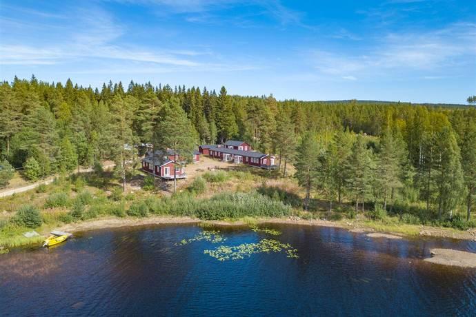 Bild: villa på Knoände 8, Hagfors kommun Knoände