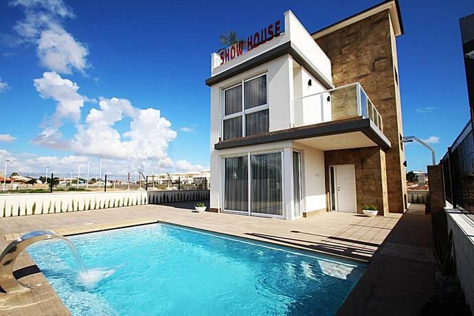 Bild: 5 rum villa på Villa i Torrevieja, Alicante, Spanien