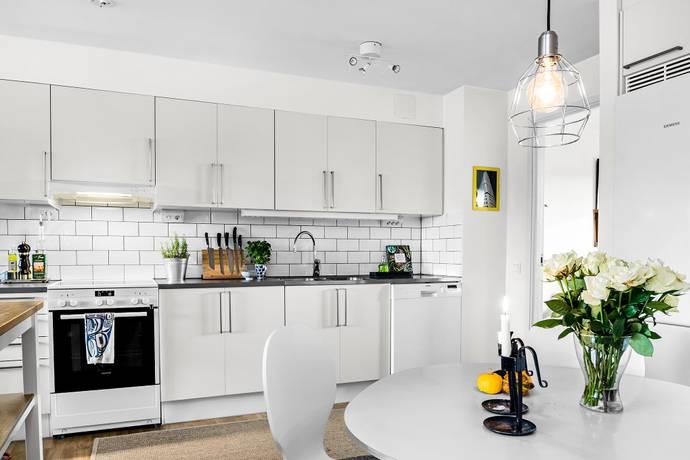 Bild: 3 rum bostadsrätt på Växthusvägen 17, Upplands-Bro kommun Bro/Rosenängarna