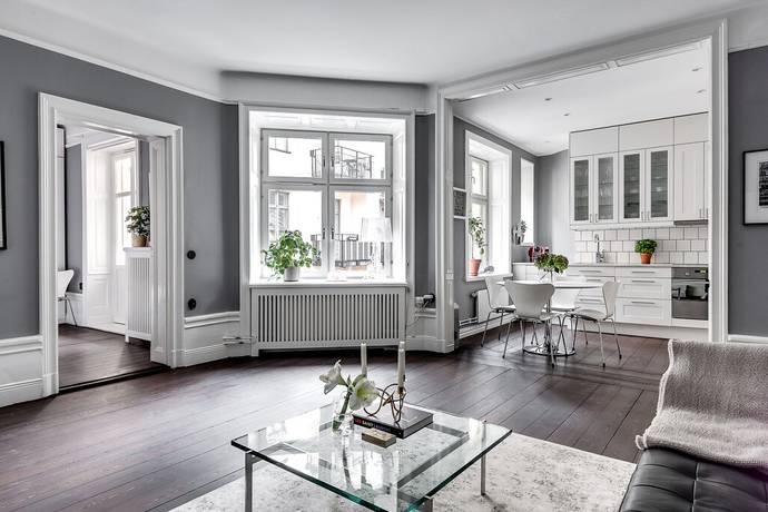 Bild: 2 rum bostadsrätt på Döbelnsgatan 31 A, 2tr ög, Stockholms kommun Vasastan