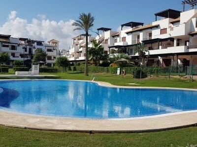 Bild: 3 rum bostadsrätt på Lägenhet i Vera, Spanien Vera