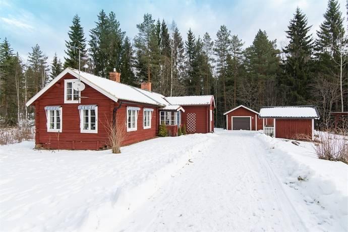 Bild: 2 rum villa på Värnanvägen 5, Sandvikens kommun Kungsgården