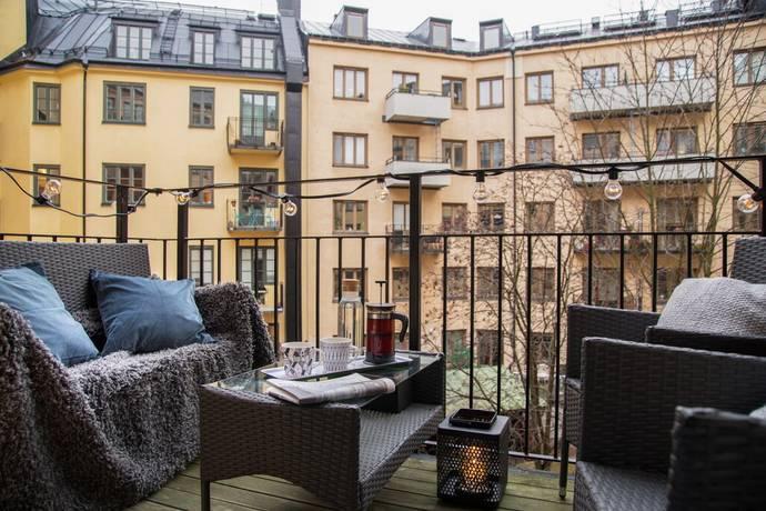 Bild: 2 rum bostadsrätt på Ringvägen 83A, Gårdshus, Stockholms kommun Södermalm - Katarina