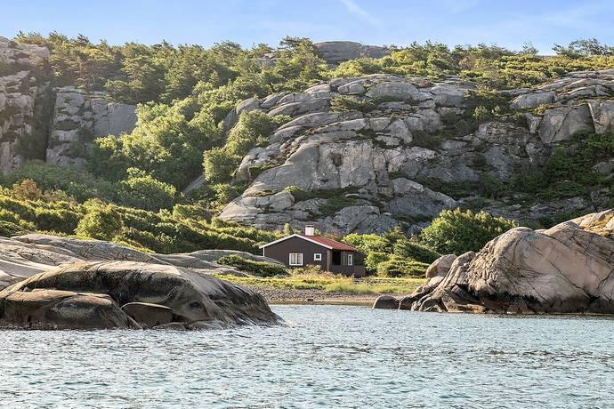 Bild: 3 rum fritidshus på Otterön Hästhagen , Tanums kommun Grebbestad