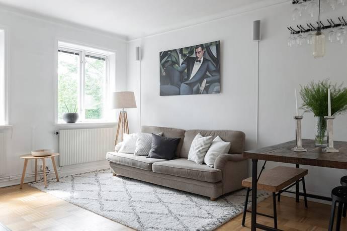 Bild: 2 rum bostadsrätt på Krångedevägen 29, Stockholms kommun Hjorthagen