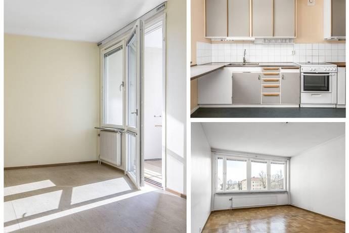 Bild: 2 rum bostadsrätt på Nelinsgatan 20, Norrköpings kommun Söder