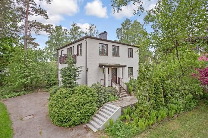 Bild: 7 rum villa på Villagatan 21, Lindesbergs kommun Frövi