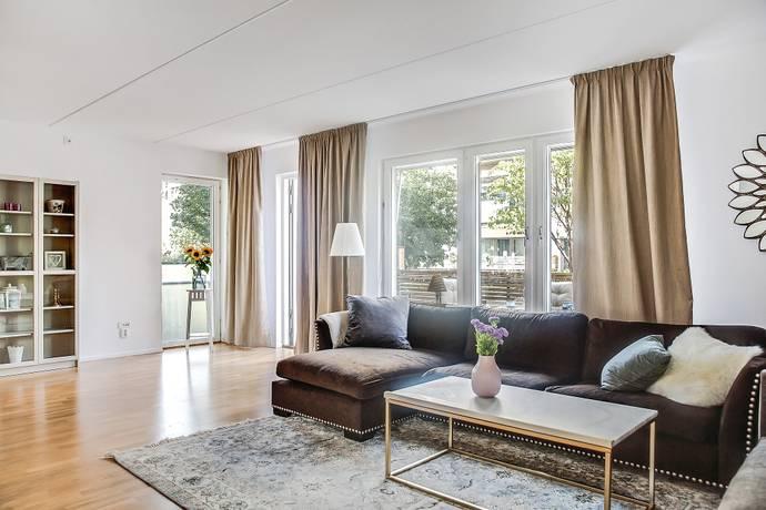 Bild: 3 rum bostadsrätt på Sickla Kanalgata 62, Stockholms kommun Hammarby Sjöstad