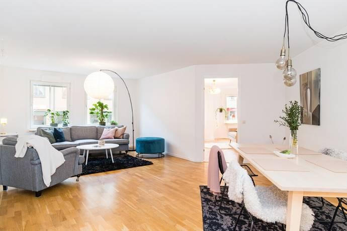 Bild: 3 rum bostadsrätt på Änggatan 23, Örebro kommun Centralt