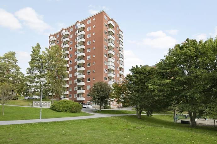 Bild: 1 rum bostadsrätt på Lagmansvägen 29, 8 tr, Huddinge kommun Huddinge Centrum