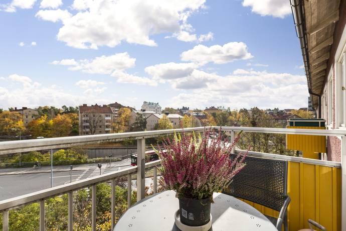 Bild: 2 rum bostadsrätt på Torsvikssvängen 1, Lidingö kommun Torsvik/Herserud