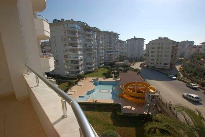 Bild: 2 rum bostadsrätt på Cikcilli Orange Garden B12 nr 11 id 3580, Turkiet Cikcilli
