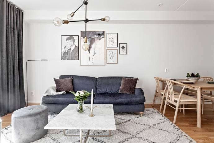 Bild: 2 rum bostadsrätt på Adventsvägen 3, Stockholms kommun Midsommarkransen
