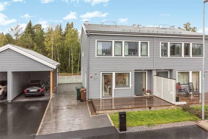 Bild: 4 rum radhus på Sandviksvägen 2 B, Upplands-Bro kommun Kungsängen - Norrboda