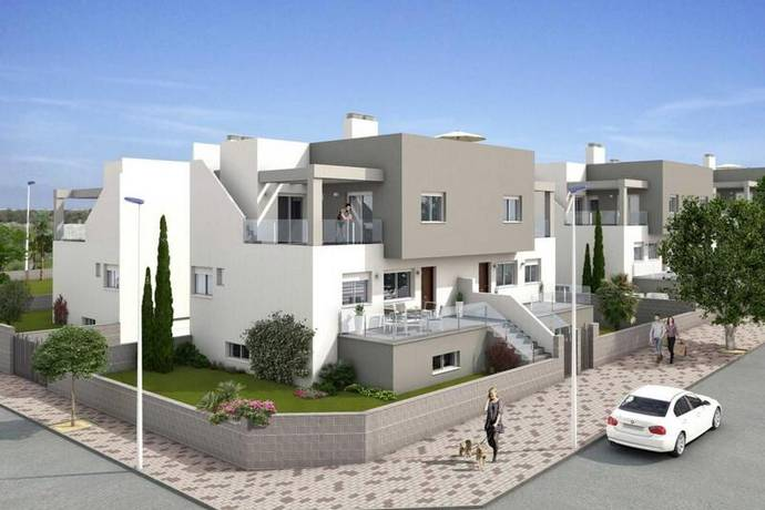 Bild: 4 rum villa på Villa i Torrevieja, ALICANTE, Spanien Torrevieja