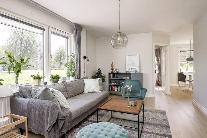 Bild: 2 rum bostadsrätt på Ruuthsvägen 5B, Östersunds kommun Frösön