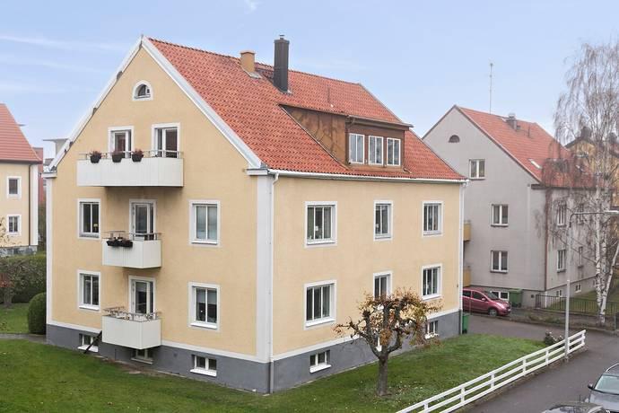Bild: 4 rum bostadsrätt på Tränggatan 9, Linköpings kommun CENTRALT