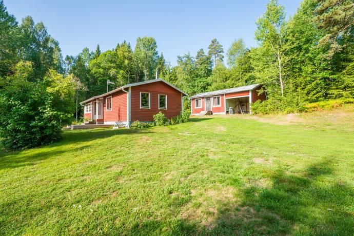 Bild: 3 rum villa på Finnshyttan Ängelund 421, Nora kommun Järnboås