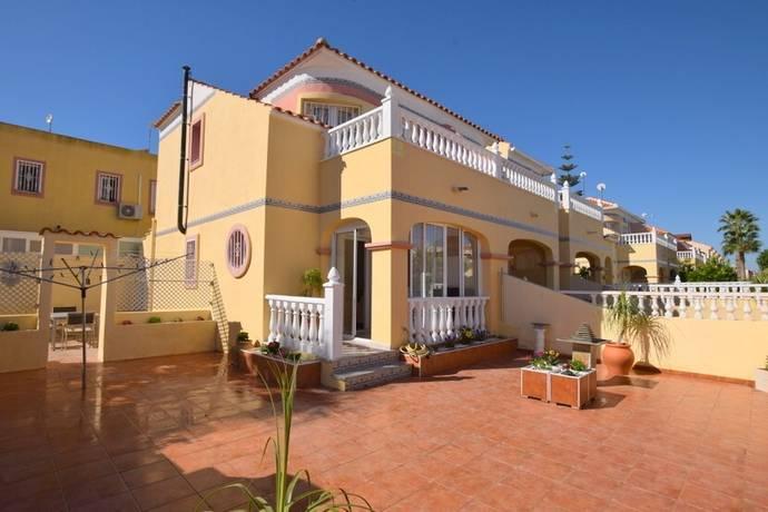 Bild: 3 rum radhus på Radhus i Playa Flamenca, Alicante, Spanien Playa Flamenca