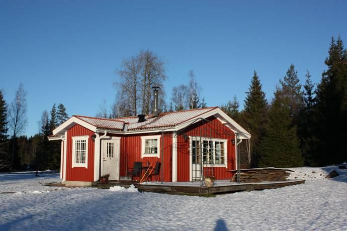 Bild: 2 rum gård/skog på Berga 3, Köpings kommun