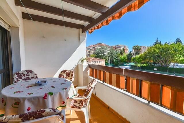 Bild: 4 rum bostadsrätt på Fuengirola-Fastigheten i gott skick vid Feriaplatsen, Spanien Fuengirola