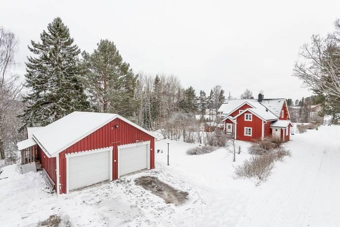 Bild: 6 rum villa på Norrbacksvägen  33, Sundsvalls kommun Allsta