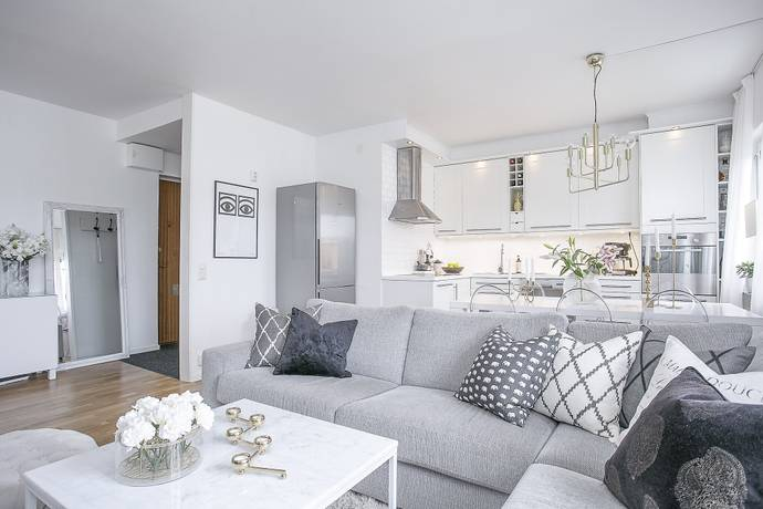 Bild: 3 rum bostadsrätt på Engholmsgatan 6, Karlstads kommun Lamberget