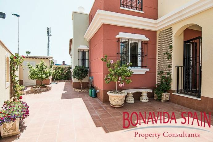 Bild: 3 rum bostadsrätt på TORREVIEJA Altos de la Bahía, Spanien Costa Blanca