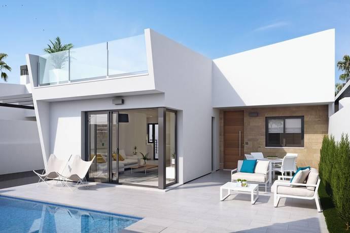 Bild: 4 rum villa på Villa i Los Alcázares, MURCIA, Spanien Los Alcázares