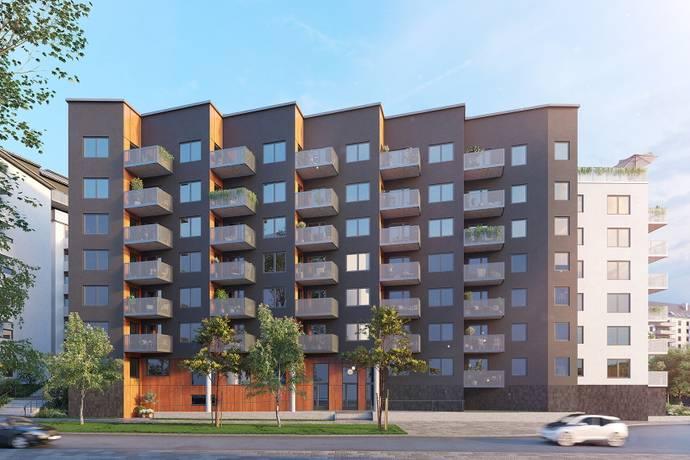Bild: 2 rum bostadsrätt på Karlsbodavägen 18-20, Stockholms kommun