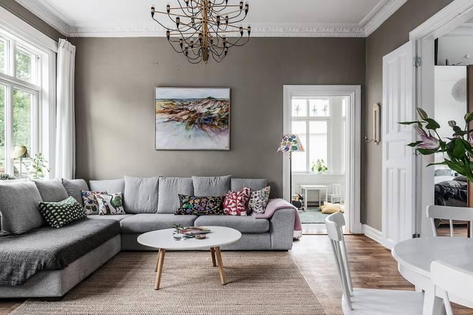 Bild: 3 rum bostadsrätt på Annexgatan 9, Göteborgs kommun Krokslätt /Johanneberg