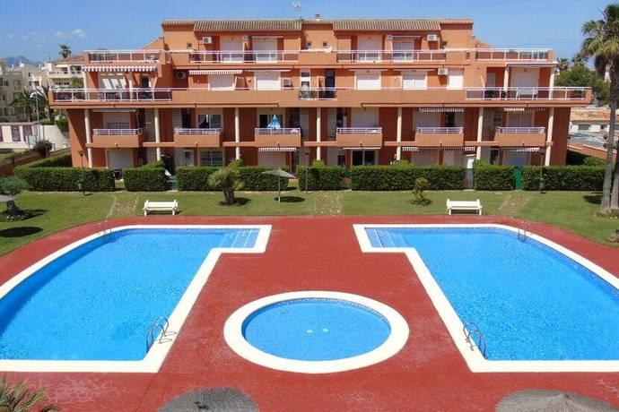 Bild: 3 rum bostadsrätt på Costa Blanca/Denia, Spanien Costa Blanca/Denia