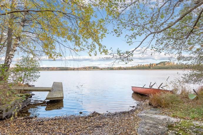 Bild: tomt på Nohedsvägen , Nyköpings kommun Råby