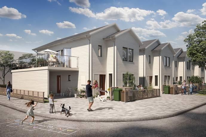 Bild: 5 rum villa på Kalkstensvägen, Kungsbacka kommun