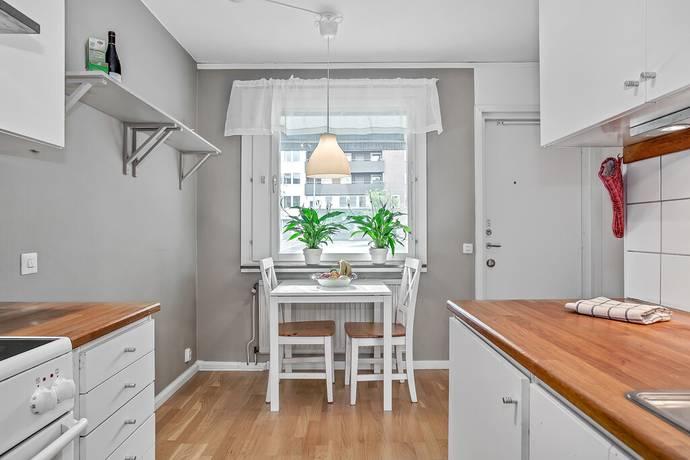 Bild: 1 rum bostadsrätt på Sturegatan 3, Uppsala kommun Främre Luthagen