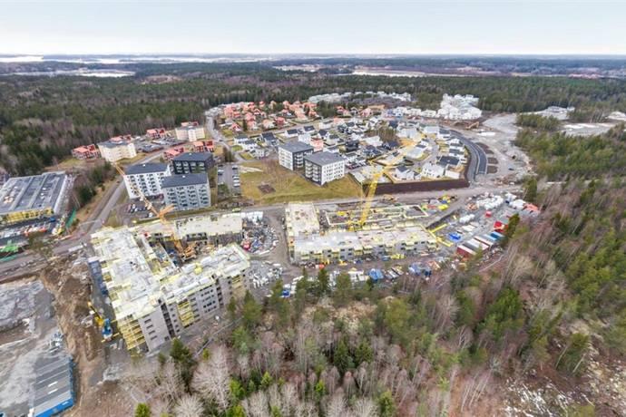 Bild: 3 rum bostadsrätt på Pettersbergsvägen 18-1104, Upplands-Bro kommun Parkstaden / Brunna Park