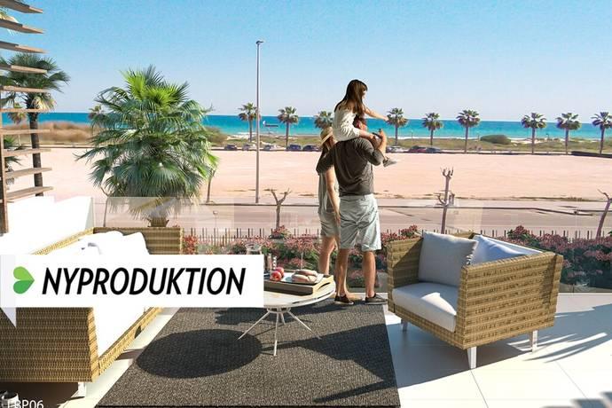 Bild: 3 rum bostadsrätt på Läckra lägenheter precis vid stranden, Spanien Costa Blanca - Torre de la Horadada