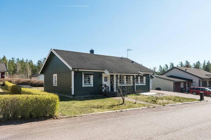 Bild: 5 rum villa på Selos väg 6, Ydre kommun Österbymo