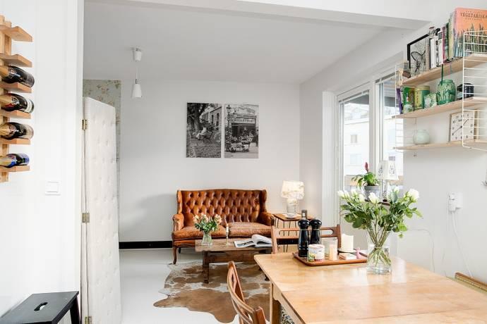 Bild: 2 rum bostadsrätt på Unionsgatan 11C, Kalmar kommun Centralt