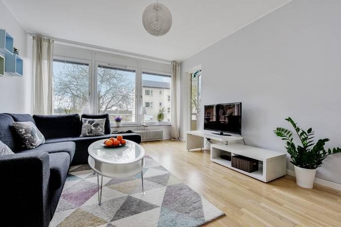 Bild: 1 rum bostadsrätt på Mirabellbacken 7, Stockholms kommun Hässelby Strand