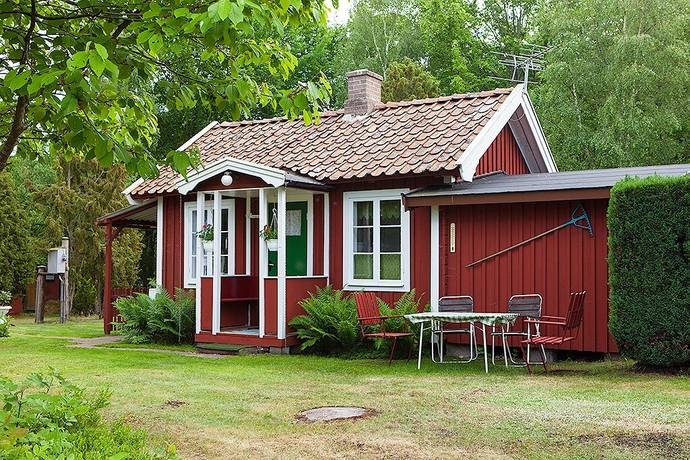 Bild: 51,9 m² fritidshus på Dunders Väg 7, Torsås kommun Djursvik