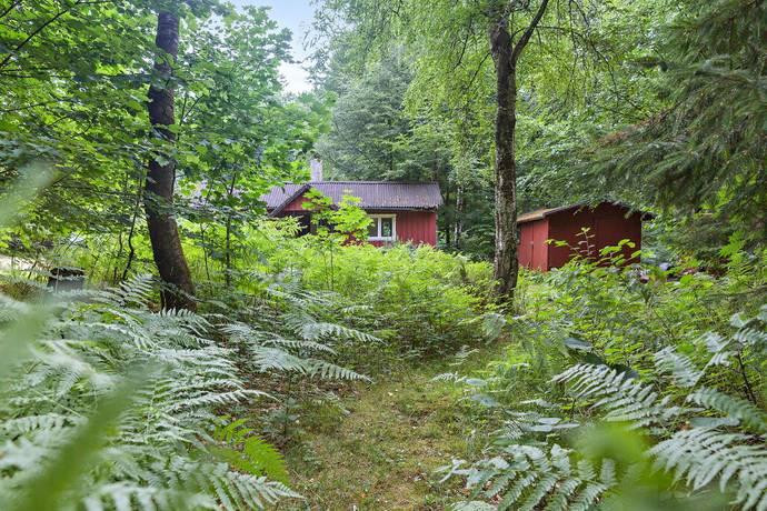 Bild: 2 rum fritidshus på Krokenvägen 66, Ängelholms kommun Hjärnarp