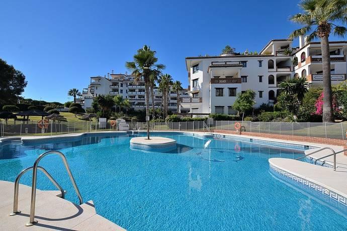 Bild: 3 rum bostadsrätt på Lägenhet i Mijas, Spanien Mijas