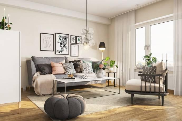 Bild: 4 rum bostadsrätt på Optimusvägen 4, Upplands Väsby kommun Centrala Väsby