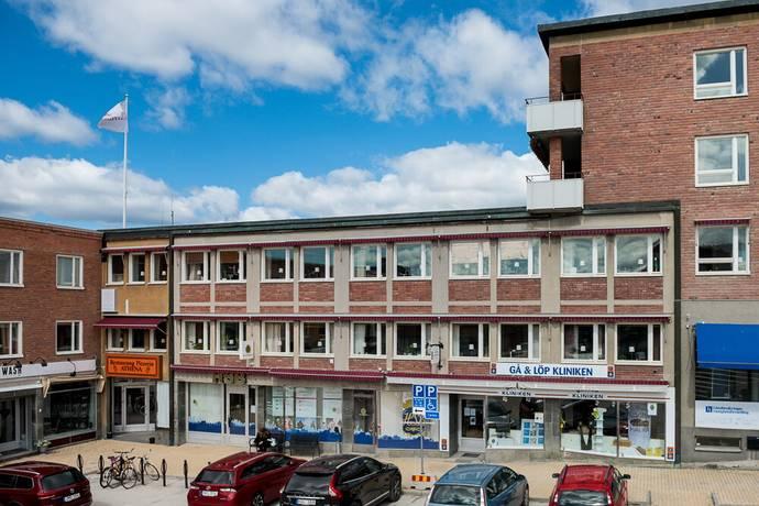 Bild: 2 rum bostadsrätt på Stortorget 3, Östersunds kommun Centralt