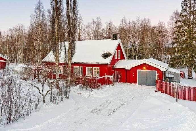 Bild: 6 rum villa på Smörbäcksvägen 8, Umeå kommun Brännland