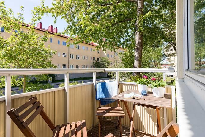 Bild: 2 rum bostadsrätt på Borensvägen 56, Stockholms kommun Årsta