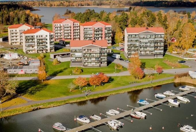 Bild: 3 rum bostadsrätt på Terrilörsgatan 6, lgh  A1503, Östhammars kommun Kvarteret Klacksär